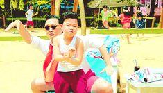 Oppa Gangnam Style.