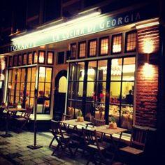 Italiaans zoals het hoort bij Cucina di Georgia #tip #haarlem #restaurant
