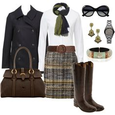 cool fall outfit