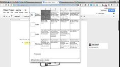 Goobric Walkthrough - use goobric to embed predesigned rubric into google docs of students and enter their scores