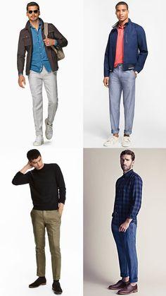 Robert s  Style  Slim  Shirt  Fashion  Look  Men  Outfit d3e1482667915