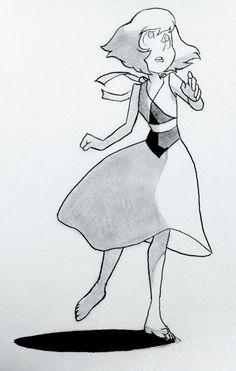 lisa does art: Lapis, Steven Universe