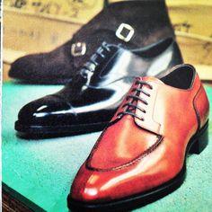 三陽山長の靴 憧れるねぇ