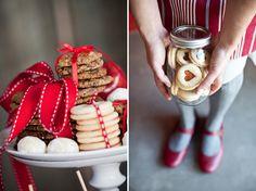 Christmas Cookie presentation ideas