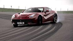 Killing Tires With a Ferrari F12 -- /CHRIS HARRIS ON CARS