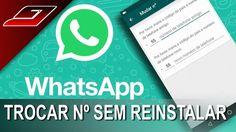 Como usar mais de um número no Whatsapp (Alternados) - Canal Guajenet