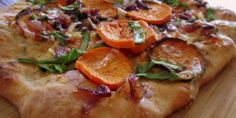 Roasted Sweet Potato Pizza with Spinach & Caramelized Onions from Poor ...