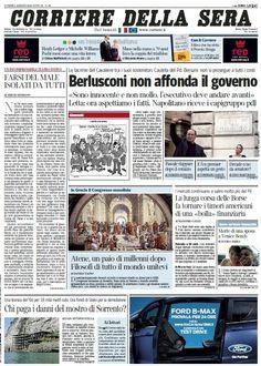 Il Corriere della Sera (05-08-13) Italian | True PDF | 44 pages | 15,81 Mb