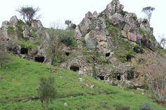 Domus De Janas ( casa delle fate) Fairy garden, Italy