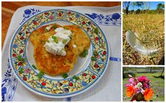 For Barbara Harris: Irish Potato Pancakes with Garlic Cottage Cheese - ramblingtart Veggie Delight, Potato Pancakes, Cottage Cheese, Recipe Of The Day, Potato Recipes, Fall Recipes, Side Dishes, Irish, Garlic
