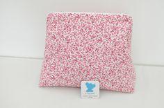 Pochette / trousse de toilette en coton Liberty rose 28 x 23 cm ! : Puériculture par le-petit-koala