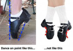 Irish Dance | Irish dance: On pointe – is it safe?