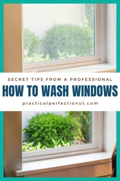 Deep Cleaning Lists, Cleaning Fun, Cleaning Recipes, Green Cleaning, Cleaning Products, Window Cleaning Solutions, Window Cleaning Companies, Window Cleaning Tips, Organisation Hacks