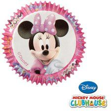 Minnie Mouse Baking Cups - 50 Pack (2in. in diameter) ^^ You can get more details at : Baking Accessories