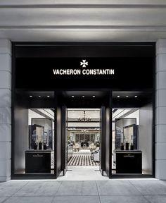Vacheron Constantin boutique in Beverly Hills on Presentwatch.com