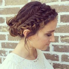 Fabulous 1000 Images About Cgh Hairstyles On Pinterest Cute Girls Hairstyle Inspiration Daily Dogsangcom
