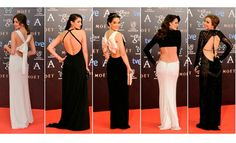 What happened on the red carpet of the LOS GOYA (The Oscars of the Spanish Cinema)?..Click to StyleCode BLOG ...