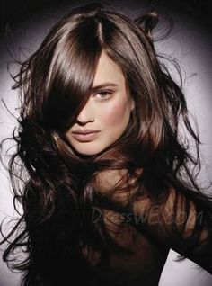 Lace front 100% Human Hair Wig about 18 Inches Straight 10869095 - Human Hair - Dresswe.Com