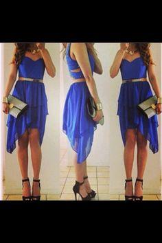 pjo - daughter of Poseidon wonderful blue dress..;)