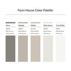 15 More Color Palettes Fresh Paint Color Palette Earth Colour Palette, House Color Palettes, Paint Color Palettes, Earth Color, Colour Pallette, Paint Colors, Coastal Color Palettes, Modern Color Palette, Scheme Color
