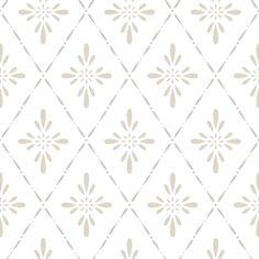 The wallpaper Sense - 1168 from Boråstapeter is a wallpaper with the dimensions x m. The wallpaper Sense - 1168 belongs to the popular wallpaper colle Wallpaper Stores, Old Wallpaper, Wallpaper Samples, White Kitchen Wallpaper, Wall Peper, Scandinavian Wallpaper, Swedish Interiors, Lattice Design, Yurts