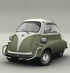 BMW Isetta 1962