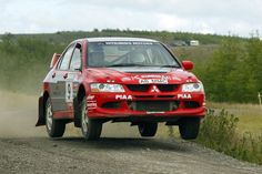 Mitsubishi to Enter British Rally Championship