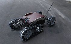 Robotic Tank M-LAND UGV Unmanned ground vehicle . Robotics Engineering, Engineering Projects, Arduino Projects, Mechanical Engineering, Electronics Projects, Drones, Mobile Robot, Future Gadgets, Fighting Robots