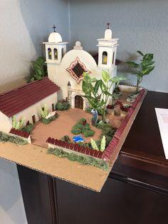 Carmel Mission project... California history