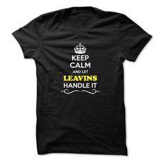 nice LEAVINS tshirt, hoodie. Its a LEAVINS Thing You Wouldnt understand