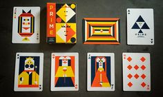 Deck View: Prime Playing Cards | Kardify : Playing Cards News