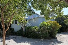 Gray Gables - Sanibel Island, Florida. Gray Gables is a 4 bedroom, 3 ½ bathroom historic Sanibel Island vacation rental home located on the beach side of the road with a short walk down a lovely private path to the beach. This spacious fully furnished home has a living room, dining room, fully equipped kitchen, washer/dryer, and heated pool.