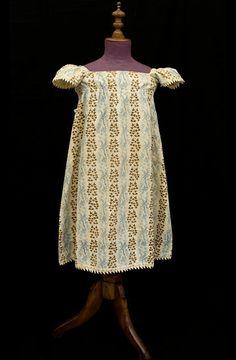 1810 Print dress