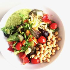 How to Add More Greens to Your Meals by Lealou Cooks #eatrealfood #eatclean #eattherainbow #realfood #foodtips