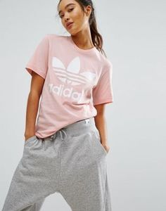 618f06d4422658 Discover Fashion Online Pink Adidas Sweatshirt