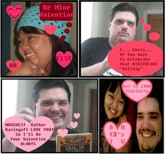 Love as a Cartoon... My Valentine to Tony for Feb 2011