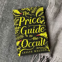 """131 Likes, 2 Comments - Book Riot (@bookriot) on Instagram: """"We've got 10 copies of THE PRICE GUIDE TO THE OCCULT by Leslye Walton to give away to 10 lucky…"""""""