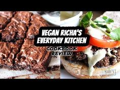 Vegan Richa's Everyday Kitchen: Epic Anytime Recipes with a World of Flavour is Richa Hingle's 2nd cookbook. I loved her first, Vegan Richa's Indian Kitchen,...
