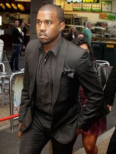 Five Day Look: Kanye West Style | Blaque Magazine