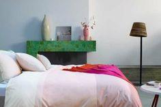 #Auping #bedtextiel Gradient met dye trend Dessin Gradient past helemaal in de dye-trend van dit moment. Naast #kleding en kapsels wordt nu ook het #bedtextiel aan deze trend onderworpen. Gradient is een yarn dyed overtrek met een subtiel kleurverloop in zachte kleurschakeringen. Meer informatie over #bedden en #bedtextiel? http://www.wonenwonen.nl/dekbedden-en-kussens/auping-bedtextiel/7383