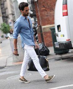 【白コーデ】coolメンズコーデには白アイテムが冴える style別#50 JOOY [ジョーイ]