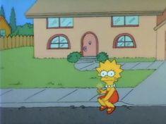 Lisa Simpson (The Simpsons) (c) Gracie Films, Century Fox & Walt Disney Studios Simpsons Episodes, The Simpsons, Simpsons Meme, Simpsons Quotes, Goat Cartoon, Cartoon Pics, Lisa, Playlists, Artsy Background