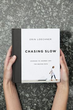 a book review : chasing slow