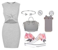 """beautiful green"" by asma150302 ❤ liked on Polyvore featuring River Island, Converse, Givenchy, Pusheen and Bling Jewelry"