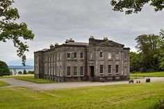 Lissadell House, Georgian Mansion and home of the Gore-Booth family in County Sligo Georgian Mansion, Georgian Homes, Les Suffragettes, Les Cascades, Country Estate, Family History, Local History, Ireland Travel, The Good Place
