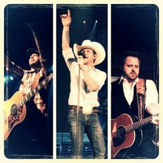 Off The Beaten Path Tour 1/31/14 Prairie Capital Convention Center Springfield, Illinois. Josh Thompson <3 Randy Houser <3 Justin Moore <3  These three were all great!