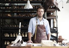 Wootten - the new fashioned #cobbler making custom-made shoes in #Melbourne