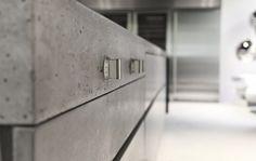 Concrete Kitchen by Martin Steininger