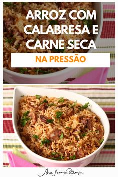 Fried Rice, Risotto, Food And Drink, Pizza, Ethnic Recipes, Anna, Beef Jerky, Quick Recipes, Savory Foods