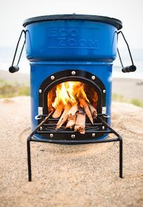 Rocket Stoves For Outdoor Cooking, Recreation and Emergency Prep (EcoZoom)
